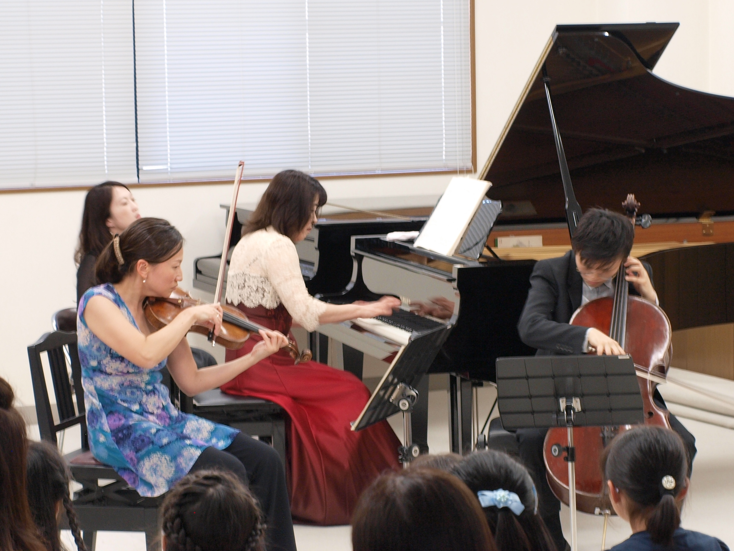 室内楽コンサート (第4回講師コンサート)