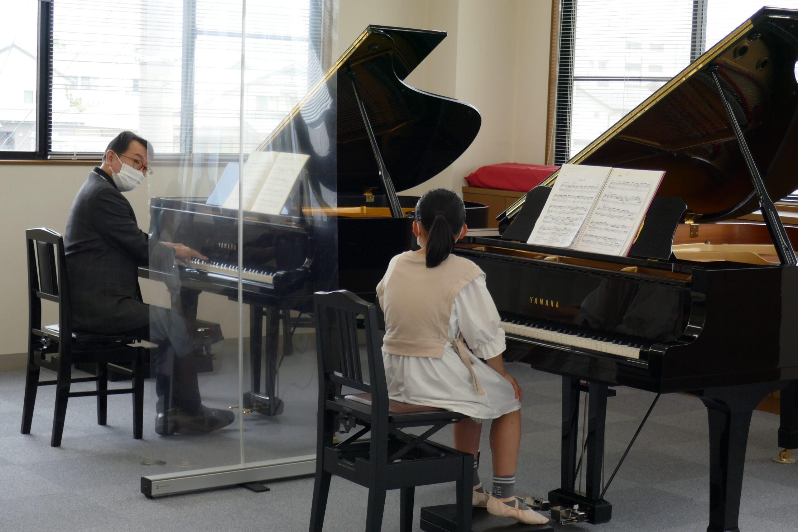 練木繁夫ピアノセミナー